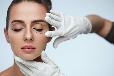 Non surgical Laser eyelid surgery treatment