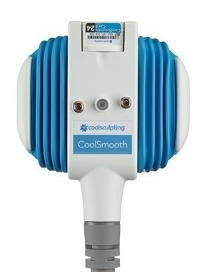 CoolSmooth device applicator manufactured by Coolsculpting