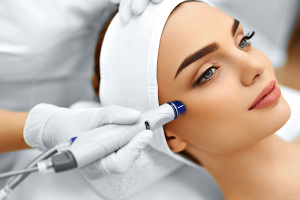 The HydraFacial treatment