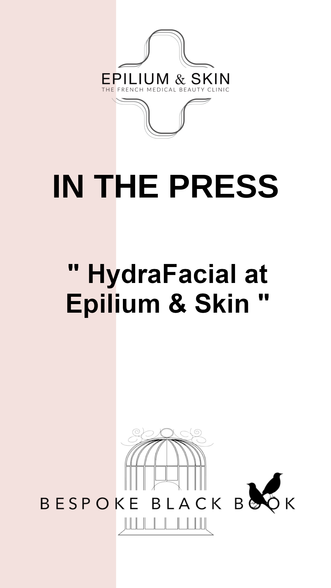 HydraFacial at Epilium & Skin dec 2019